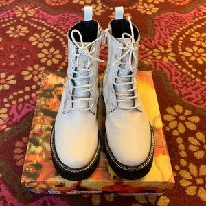 Jeffrey Campbell Agira Lug Boots similar to Docs